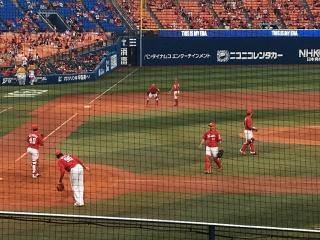 野球観戦(横浜スタジアム)_007