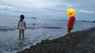 14黒部の日本海