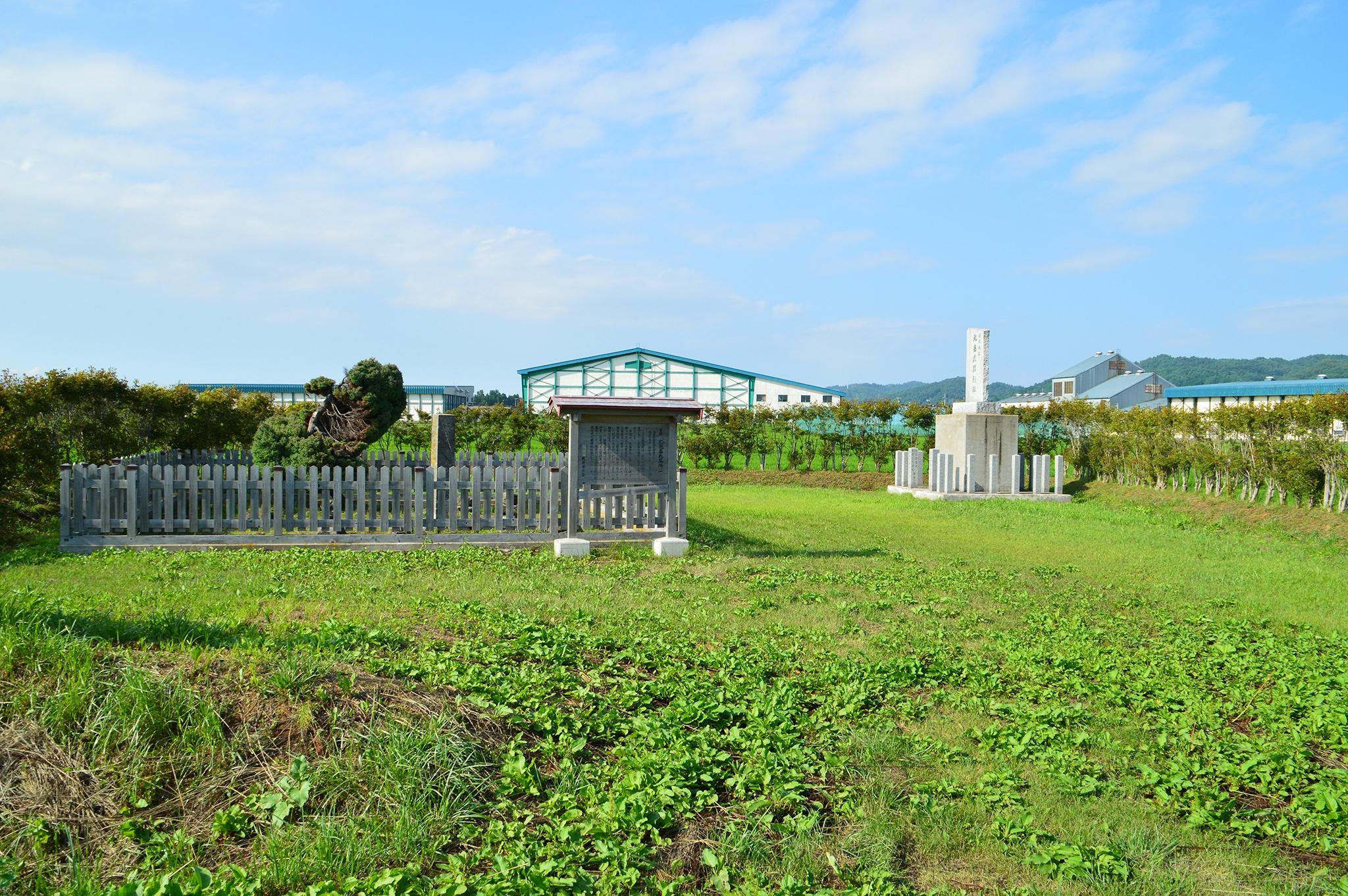 北畠氏累代の墓