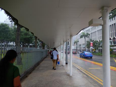 シンガポール2017.3シティー