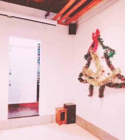 クリスマス支度2