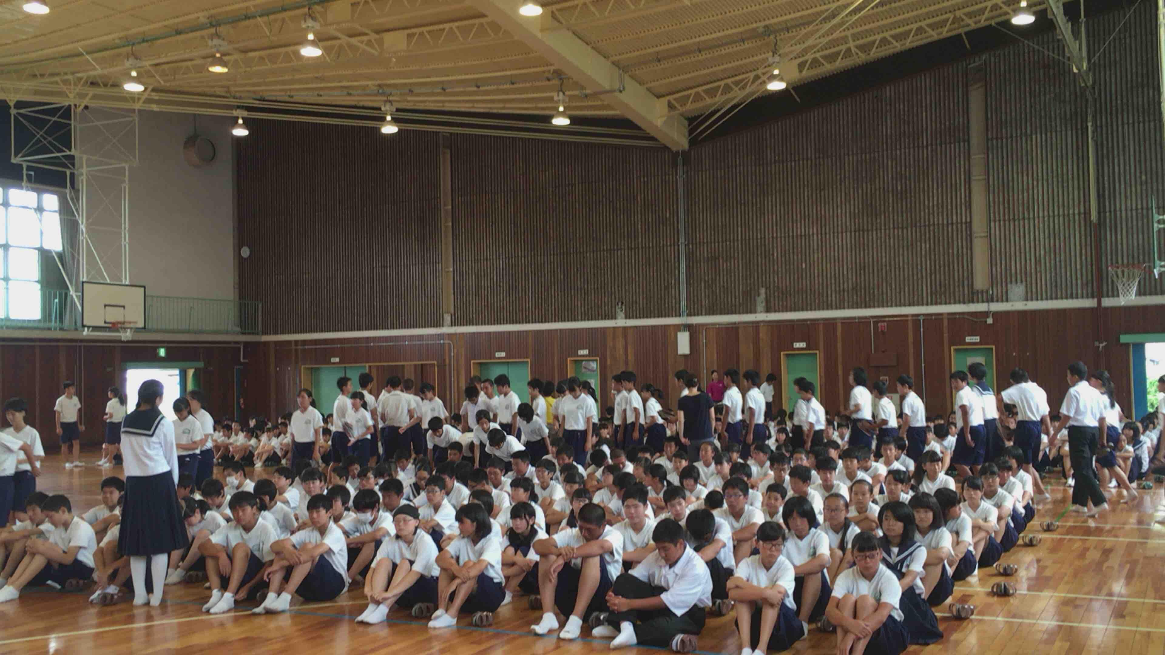 出校日 - 横須賀中学校ブログ