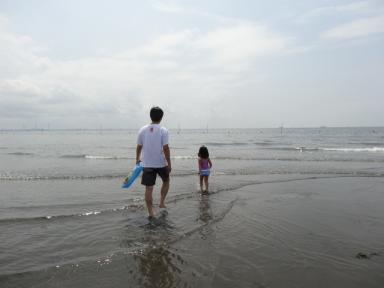 稲毛海岸、その2