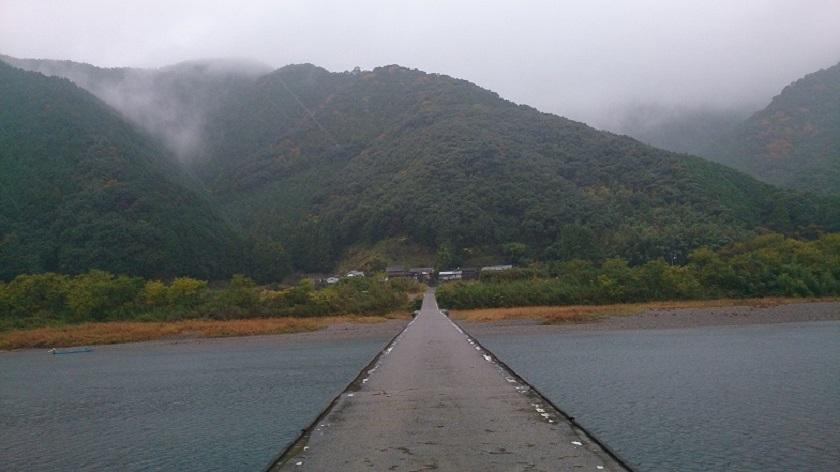 四万十川 三里の沈下橋