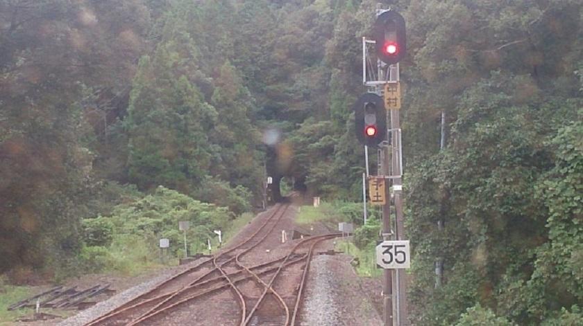 若井駅付近