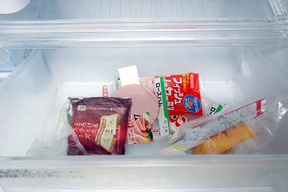 冷蔵庫・チルド室収納②