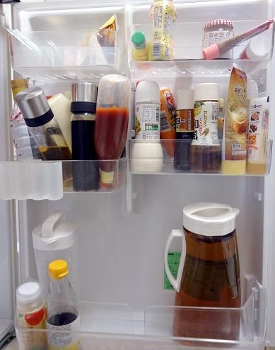 冷蔵庫・ドアポケット⑤