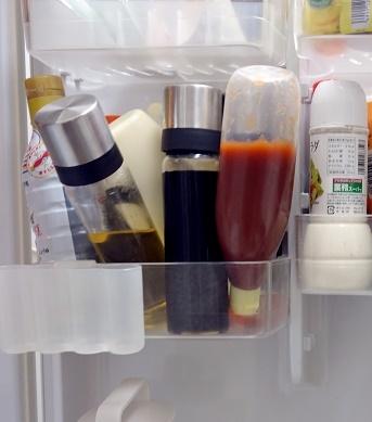冷蔵庫・ドアポケット⑥