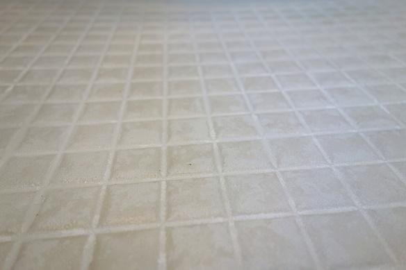 浴室・床掃除④