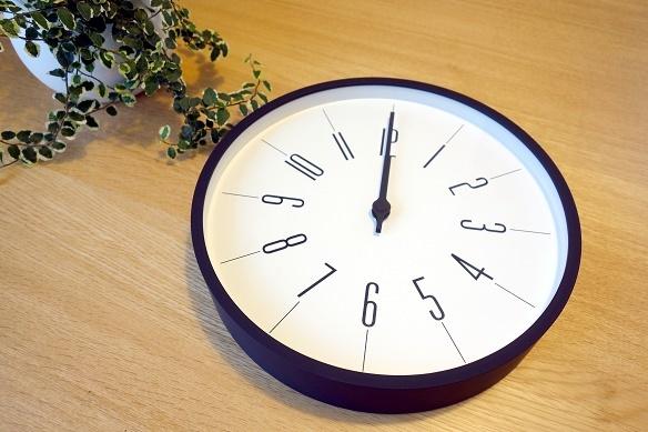 レムノス・時計台の時計①