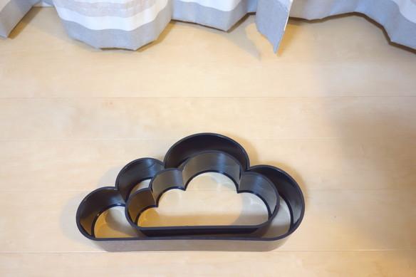 フライングタイガー・雲形シェルフ④