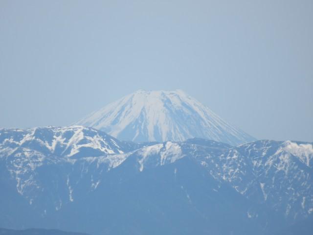 5月3日 光学25倍の富士山