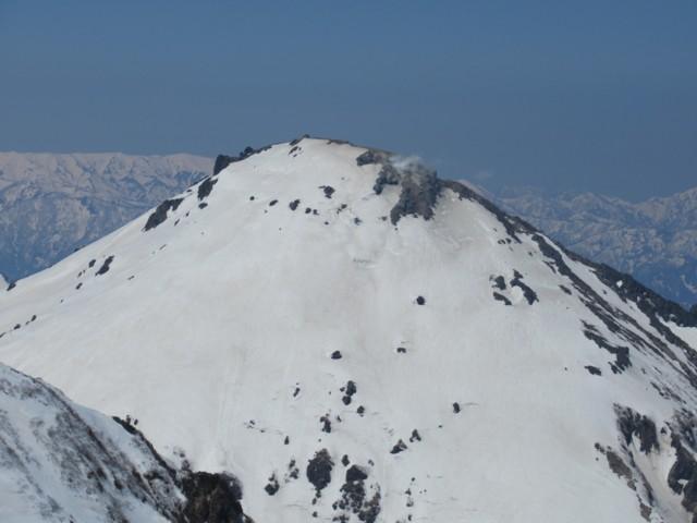 5月4日 焼山