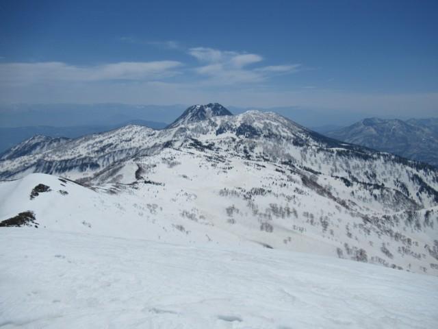 5月4日 妙高山