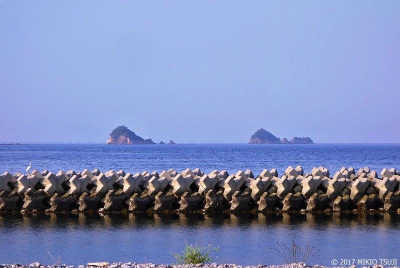 絶景探しの旅 - 0332 瀬戸内海に浮かぶ双子の無人島 (毛無島と通念島/ 香川県 東かがわ市)