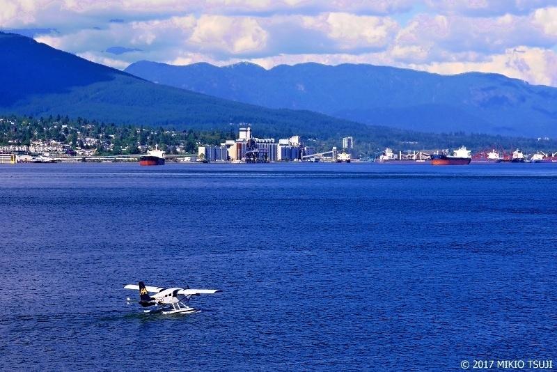 絶景探しの旅 - 0357 バンクーバーハーバー (カナダ バンクーバー)