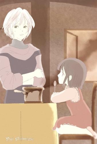 「祖母とリル」